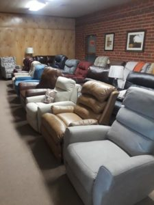 Recliner selection